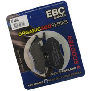 EBC SFA115 SCOOTER ORGANIC BRAKE PADS [NC] NS