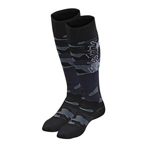 TROY LEE DESIGNS 2021 GP MX COOLMAX THICK SOCK CAMO BLACK