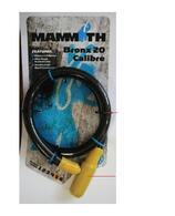 MAMMOTH MAMMOTH LOCK KEY BRONX 20 CALIBRE 20 X 1200