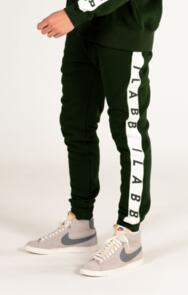 ILABB TAPE TRACKIE EMERALD/WHITE