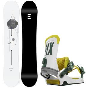 ENDEAVOR SNOWBOARDS 2021 PIONEER YALE PACKAGE
