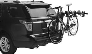 THULE 9030 VERTEX HITCH MOUNT BIKE CARRIER - 5 BIKES