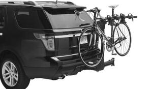 THULE 9031XT VERTEX SWINGAWAY HITCH MOUNT 4 BIKE CARRIER
