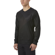 GIRO 2020 ROUST LS JRSY BLK/RED HYP