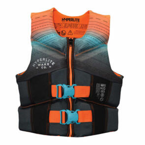 HYPERLITE 2020 YOUTH BOYS NEO VEST BLACK ORANGE