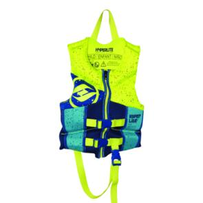HYPERLITE 2020 CHILD NEO VEST NEON YELLOW DARK BLUE