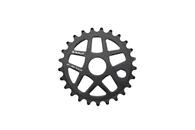 SALTPLUS SALT GATEWAY 25T STEEL SPROCKET BLK