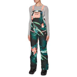 RIP CURL SNOW 2020 WOMENS BELLE BIB PANTS LODEN GREEN