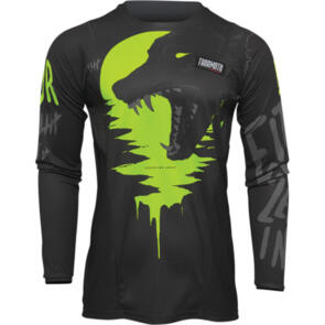 THOR 2022 JERSEY PULSE YOUTH COUNTING SHEEP CHARCOAL/ACID