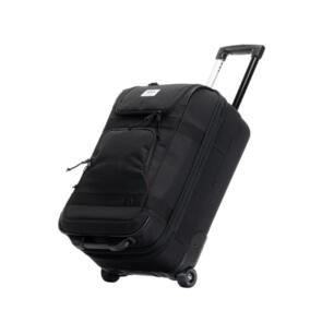 ALBEK TRAVEL BAG SHORT HAUL CARRYON COVERT BLACK