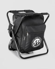 THE MAD HUEYS CUSTOM H CHILLED SEAT COOLER BAG BLACK