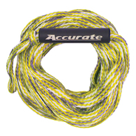 ACCURATE 2K TUBE ROPE (ASSORTED COLOURS)