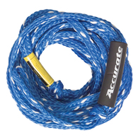 ACCURATE 4K TUBE ROPE (ASSORTED COLOURS)
