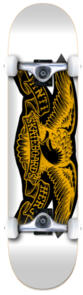 ANTI HERO COPIER EAGLE MED COMPLETE WHITE 7.75 X 31.6