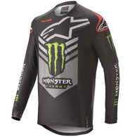 ALPINESTARS 2020 AMMO BLACK/GRAY/BRIGHT GREEN