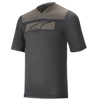 ALPINESTARS 2020 DROP 4.0 SS JERSEY BLACK/DARK SHADOW