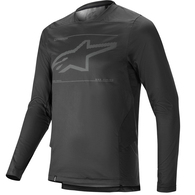 ALPINESTARS 2020 DROP 6.0 LS JERSEY BLACK