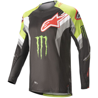 ALPINESTARS 2020 ET BLACK/BRIGHT GREEN/RED JERSEY & PANT