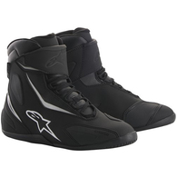 ALPINESTARS 2020 FASTBACK V2 DRYSTAR RIDING SHOES BLACK/WHITE