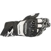 ALPINESTARS 2020 GP PRO R3 GLOVES BLACK/WHITE