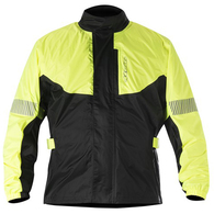 ALPINESTARS 2020 HURRICANE RAIN JACKET YELLOW FLUORO/BLACK