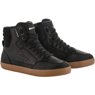 ALPINESTARS 2020 J-6 WATERPROOF SHOES BLACK/GUM