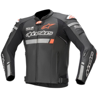 ALPINESTARS 2020 MISSILE IGNITION TECH-AIR LEATHER JACKET BLACK