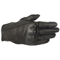 ALPINESTARS 2020 MUSTANG V2 GLOVES BLACK/BLACK