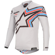 ALPINESTARS 2020 RACER BRAAP LIGHT GRAY/BLACK JERSEY & PANT