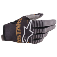 ALPINESTARS 2020 RADAR GLOVES BLACK/DARK GRAY