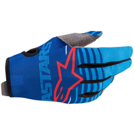 ALPINESTARS 2020 RADAR GLOVES BLUE/AQUA