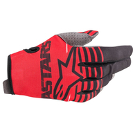ALPINESTARS 2020 RADAR GLOVES BRIGHT RED/BLACK