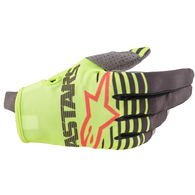 ALPINESTARS 2020 RADAR GLOVES YELLOW FLUORO/ANTHRACITE