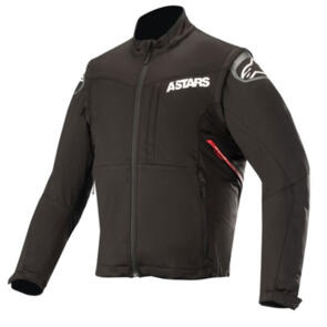 ALPINESTARS 2020 SESSION RACE JACKET BLACK/RED