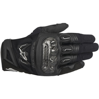 ALPINESTARS 2020 SMX-2 AIR CARBON V2 GLOVES BLACK