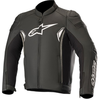 ALPINESTARS 2020 SP-1 V2 LEATHER JACKET BLACK/DARK GRAY