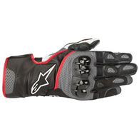 ALPINESTARS 2020 SP-2 V2 GLOVE BLACK/GREY/FLUORO RED