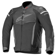 ALPINESTARS 2020 SP X LEATHER/TEXTILE JACKET BLACK/BLACK