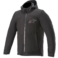 ALPINESTARS 2020 STRATOS V2 TECHSHELL DS JACKET BLACK