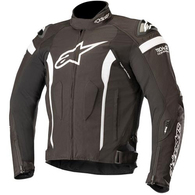 ALPINESTARS 2020 T MISSILE DRYSTAR TECH-AIR JACKET BLACK/WHITE