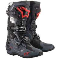 ALPINESTARS 2020 TECH-10 MX BOOTS LE SAN DIEGO BLACK/GRAY/RED