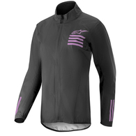 ALPINESTARS 2020 WOMENS STELLA DESCENDER JACKET BLACK/ROSE
