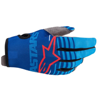 ALPINESTARS 2020 YOUTH RADAR GLOVES BLUE/AQUA