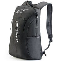 ALPINESTARS GFX BACKPACK BLACK WHITE