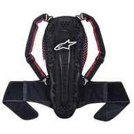 ALPINESTARS NUCLEON KR-2 BACK PROTECTOR BLACK/SMOKE/RED