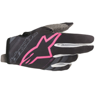 ALPINESTARS RADAR GLOVES DARK NAVY PINK FLUORO