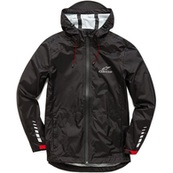 ALPINESTARS RESIST RAIN JACKET BLACK