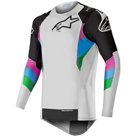 ALPINESTARS SUPERTECH LE COOL GRAY BLACK