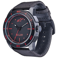 ALPINESTARS TECH WATCH 3H BLACK RED NYLON