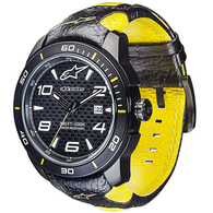 ALPINESTARS TECH WATCH RACE 3H BLACK YELLOW